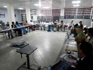 Atelier national sur le suivi de la mise en œuvre du projet INAYA et les perspectives de son extension dans la région du HEC.